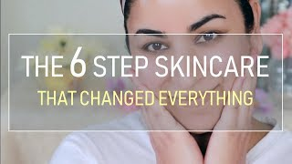 I Tried the 6 - Step SkinCare Regimen & it Changed Everything!