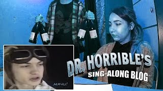 DR HORRIBLE BLOOPERS