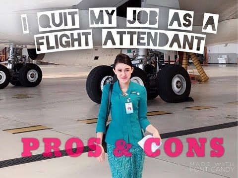 MY EXPERIENCE WORKING AS A GARUDA INDONESIA FLIGHT ATTENDANT & WHY I QUIT MY JOB