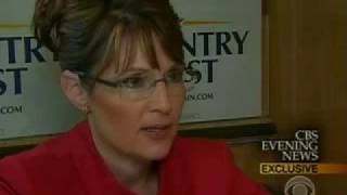 Sarah Palin on Abortion and Evolution