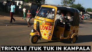 The Cheapest Means Of Transport In Kampala Uganda | TUKUTUKU 2019