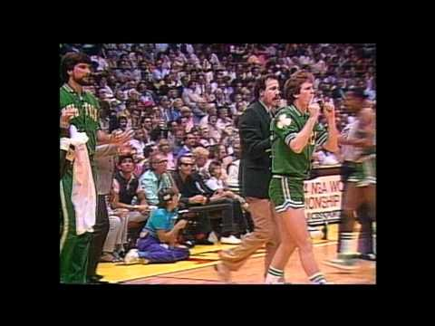 1984: Celtics Win Game 4 in OT Against Lakers