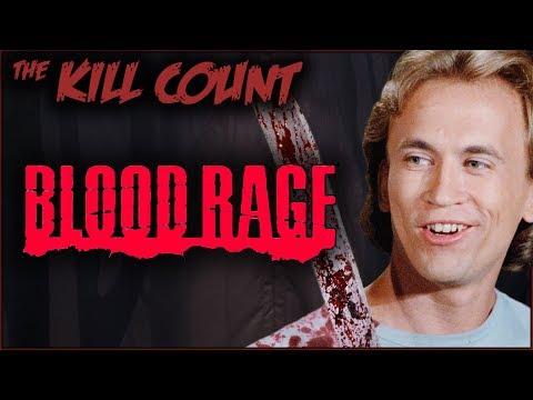 Blood Rage (1987) KILL COUNT