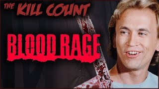 Blood Rage (1987) KILL COUNT