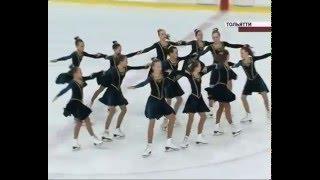 Тольятти принимает этап Кубка России по синхронному фигурному катанию