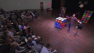 Red Bull Rubik's Cube World Championship Vlog