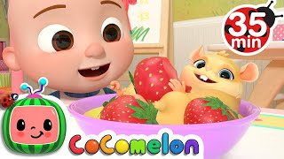 Class Pet Sleepover + More Nursery Rhymes & Kids Songs - CoComelon