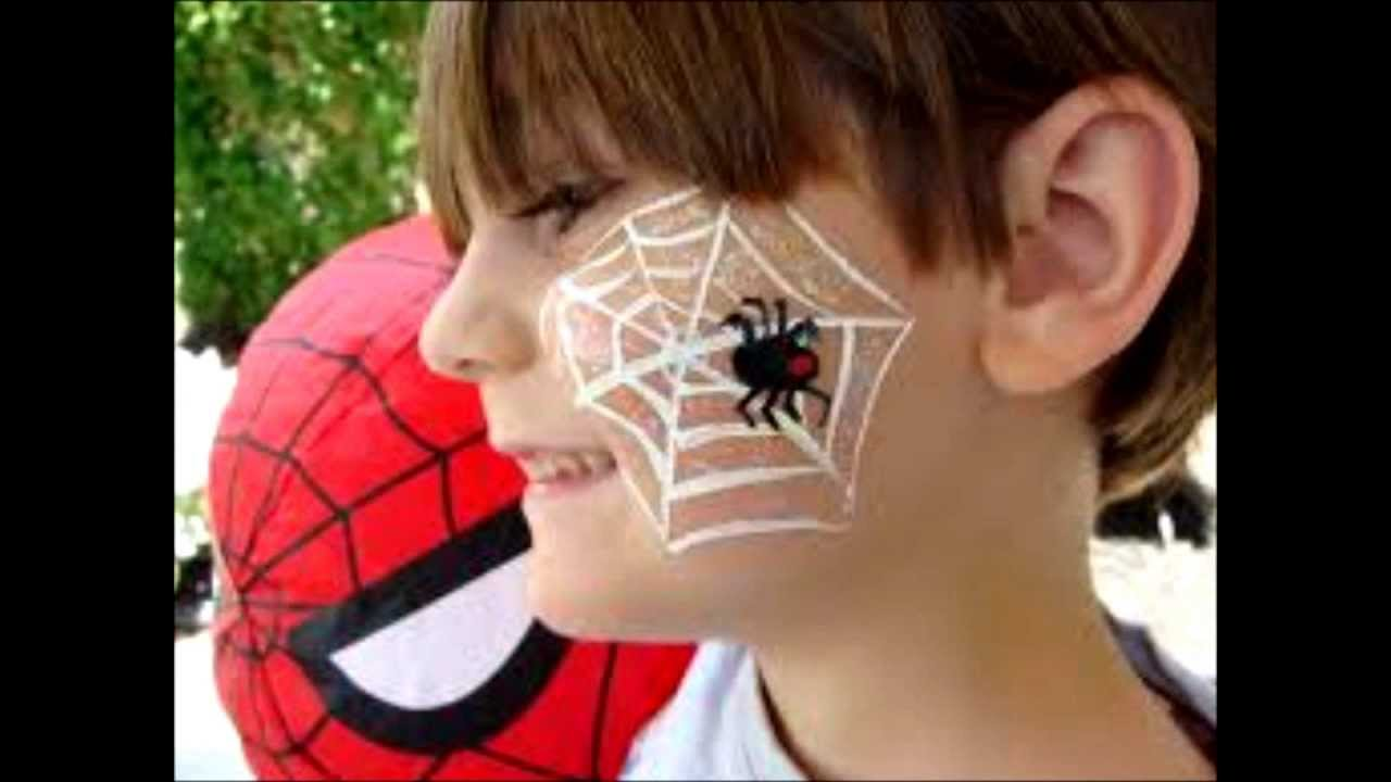 Simple | Face Painting | Designs | For Boys | Easy ...