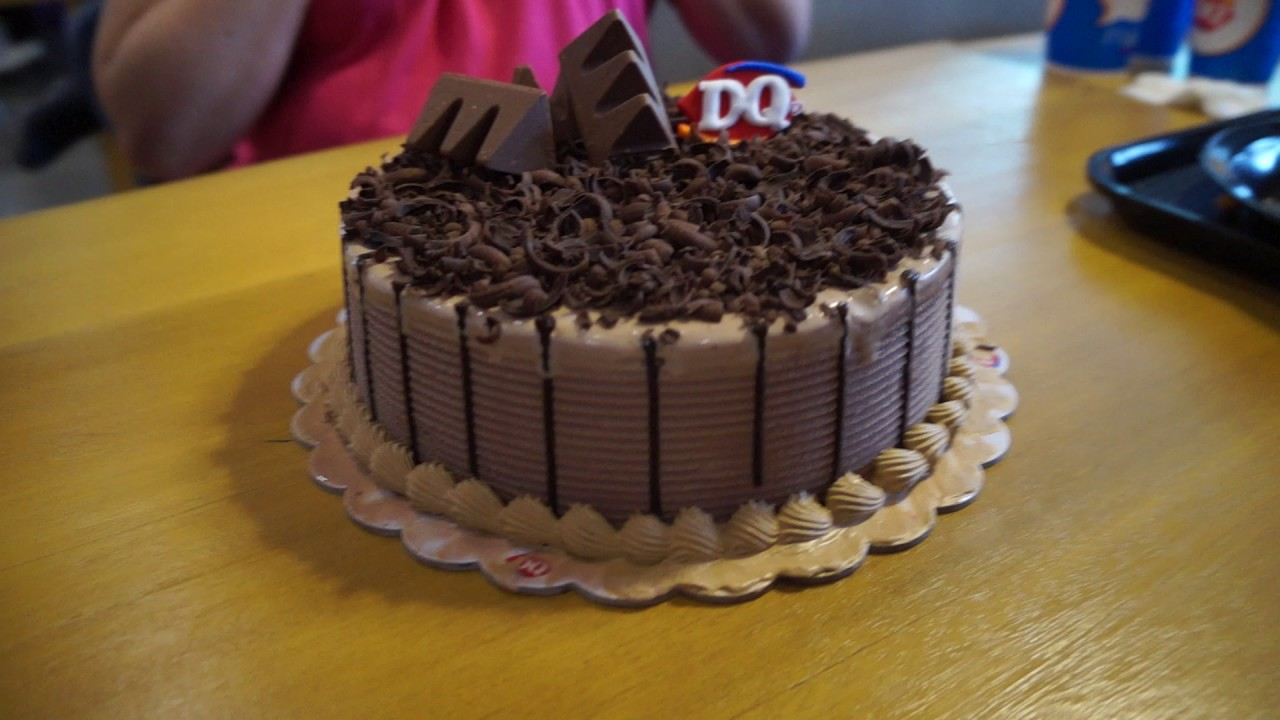 How Many Calories In Ice Cream Cake From Dairy Queen