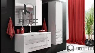 Bathroom furniture manufacturer, cabinets & mirrors - ANTADO