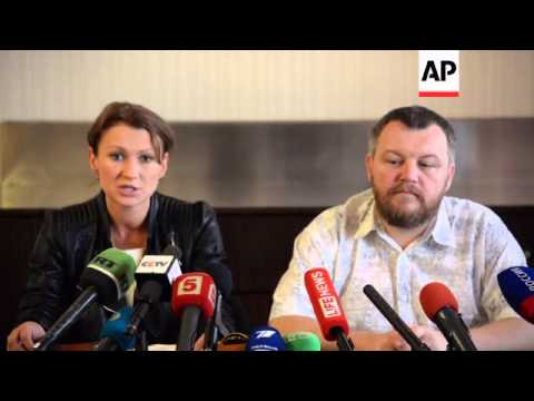Comment on prisoner exchange by Donetsk People's Republic officials