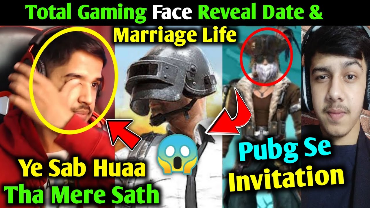 Total Gaming Face Reveal Date & Marriage Life, Battleground Mobile India, Desi Gamer Covid Story