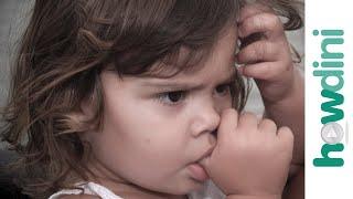 How to break a bad habit in children
