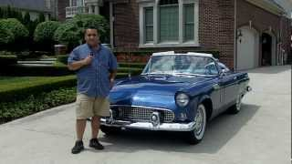 1956 Ford Tunderbird Classic Muscle Car for Sale in MI Vanguard Motor Sales