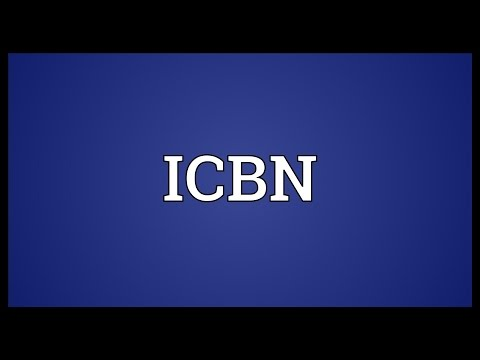 ICBN Meaning