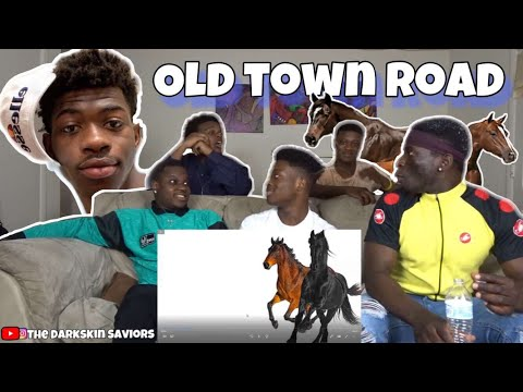 Lil Nas X - Old Town Road feat Billy Ray Cyrus RemixReaction