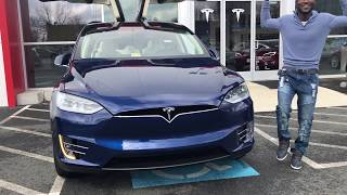 Tesla Model X Test Drive and Detail Review