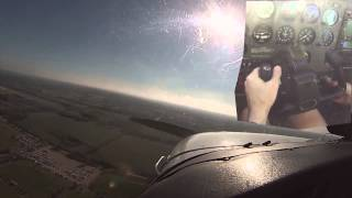 Simulated Engine Failure in Cessna 172