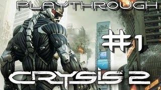 Crysis 2 - Playthrough #1 [FR] [HD]