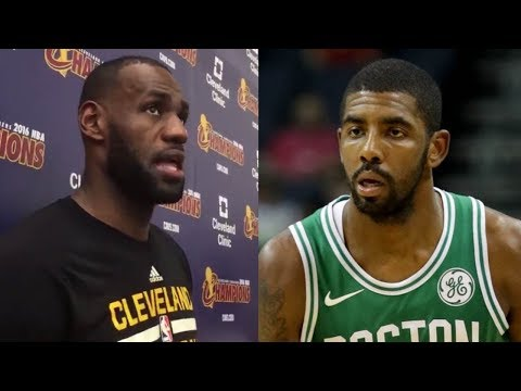 Download Youtube: LeBron James Reveals What the Cavs Will Do for Kyrie Irving's Return to Cleveland