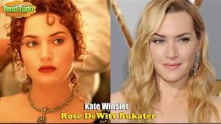 Titanic Antes e Depois 2018  personagens de Titanic