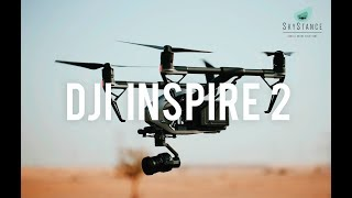 DJI Inspire 2 and Zenmuse X5S Review