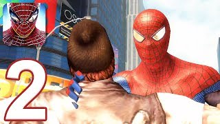 The Amazing Spider-man - Gameplay Walkthrough Part 2  Ios, Android