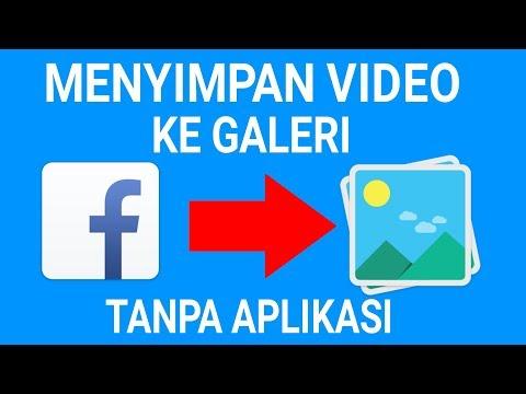 Cara Mudah Menyimpan Video Di Facebook Lite Tanpa Aplikasi