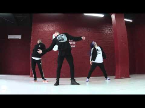 Stephen - Crossfire choreography by DIMA_TTLBLK - Dance Centre Myway