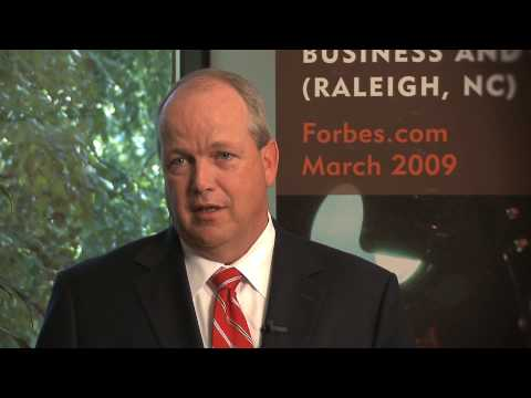 Raleigh: Strong Community -- Strong Chamber of Commerce