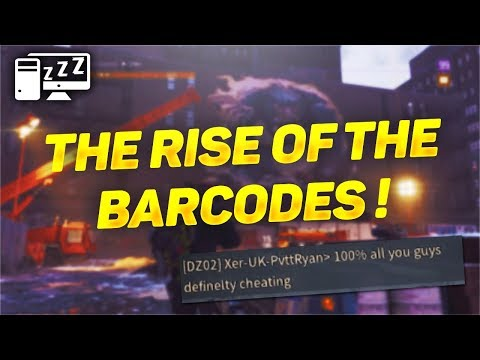 The Division 1.8 The Rise of the Barcodes (Group PvP w/ Marcostyle)