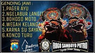 FULL ALBUM LAGU - LAGU TERBARU 2019 ROGO SAMBOYO PUTRO 1289