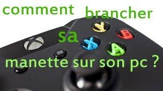 Comment Brancher Sa Manette d'xbox ou De PS3 sur son PC