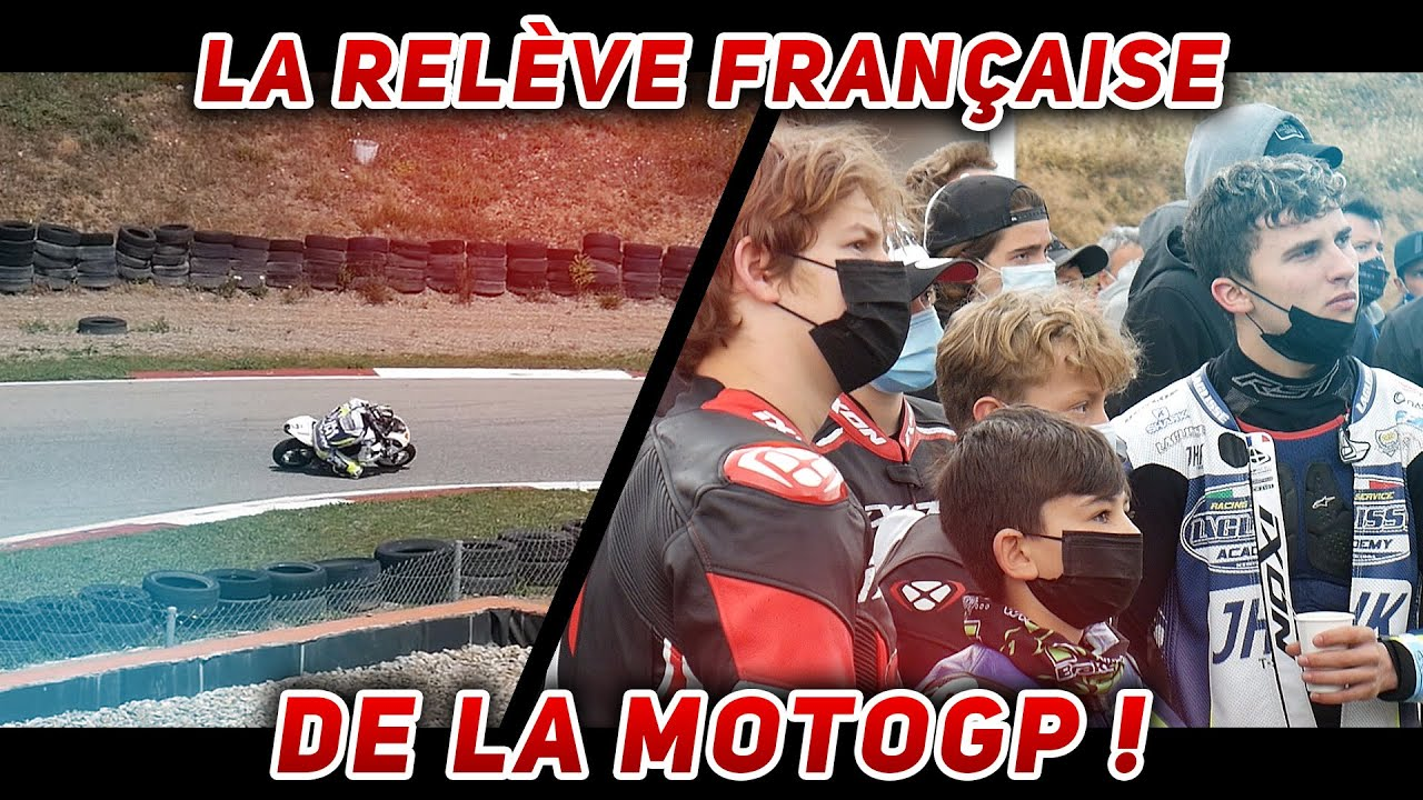 LA RELÈVE FRANÇAISE DE LA MOTOGP ! (Vlog Espagne)