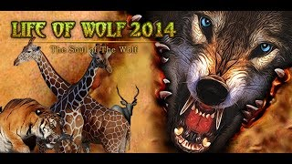 Life Of Wolf 2014 - симулятор волка на Android ( Review)