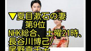夏目漱石の妻 NHK総合、土曜21時、 主演・長谷川博己/尾野真千子 公式サ...
