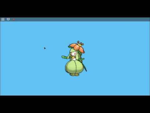 ROBLOX Pokemon Brick Bronze EVOLVING PETILIL AND SUNKERN - YouTube