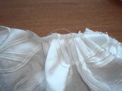 How To Make A Wedding Dress For Barbie Doll My Outfits