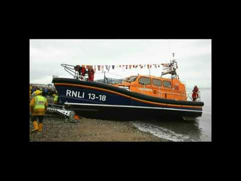 RNLB William F Yates Arrives in Llandudno