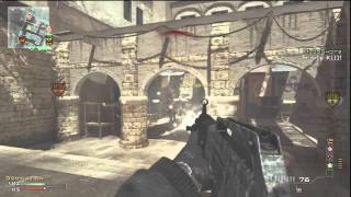 MW3: Sick 1:58 Usas 12 Shotgun Moab On Seatown w/79 Kills!!
