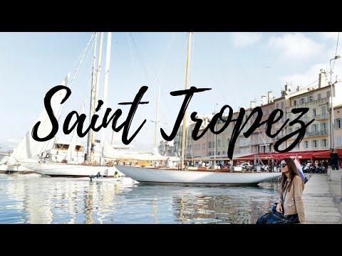 VLOG | A Saint Tropez con Clarins