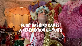 National Theatre: How To Be A Pantomime Dame! - Great British Panto Party