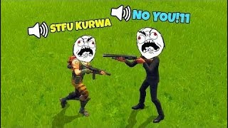 WORST TEAMMATES EVER xD   Voice Chat Trolling Funny and Best Moment  # 101