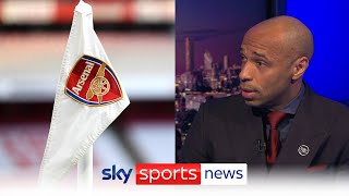 Daniel Ek has contacted Stan Kroenke over his Arsenal takeover bid according to Thierry Henry