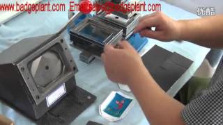 fridge magnets making Demo video 2012 5380mm