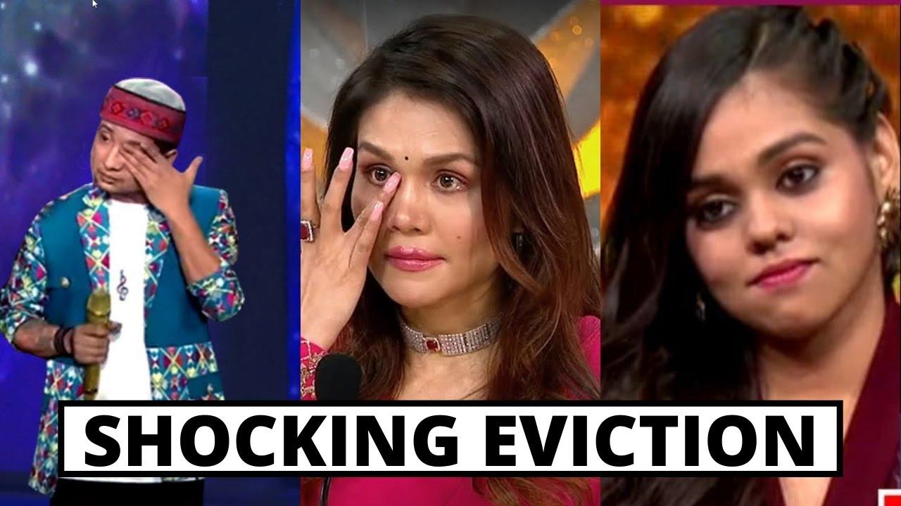 Download Shocking Elimination of indian idol 12 25 July 2021 - Today Episode - Pawandeep Rajan, Sayli Kamble