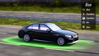 Mercedes-Benz Driving Modes -- AGILITY SELECT