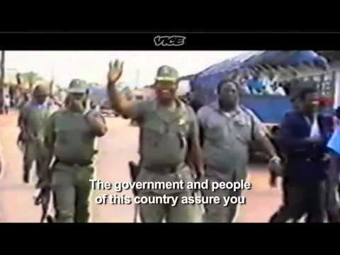 The Cannibal Generals of Liberia - history condensed