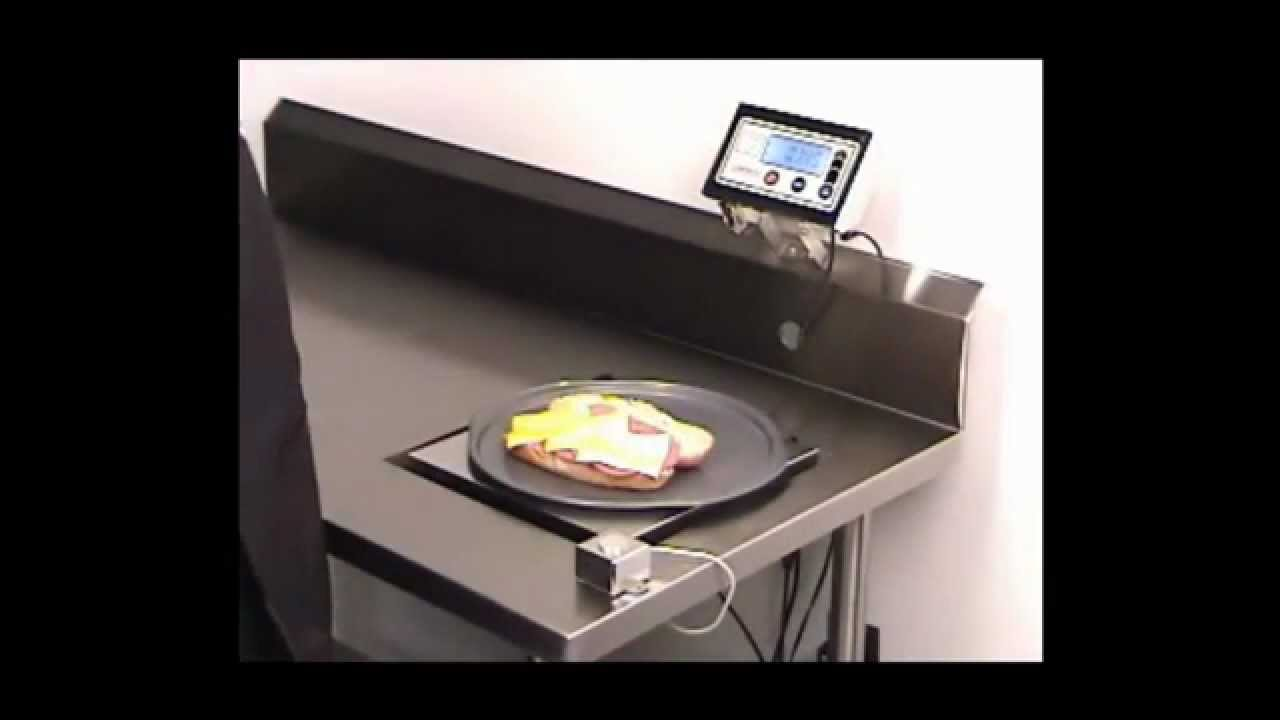 detecto pizza scale youtube