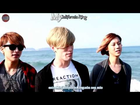 LUNAFLY - California King Bed (Cover Rihanna) [Eng/Spanish]